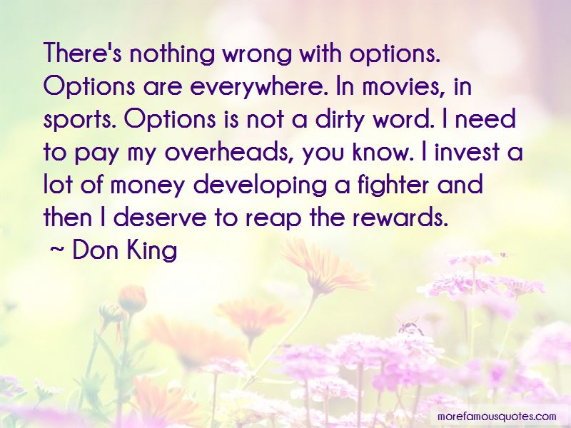Don King Quotes Pictures 4