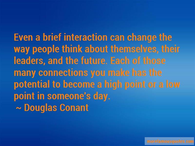 Douglas Conant Quotes
