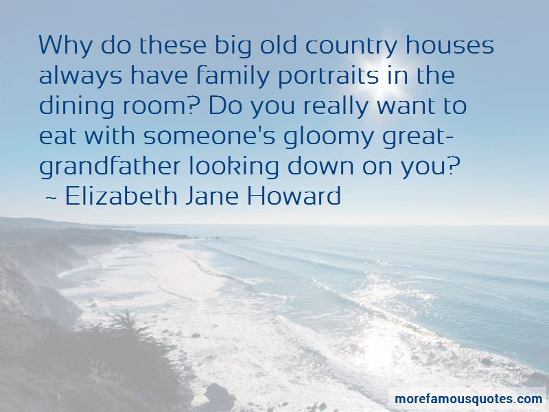 Elizabeth Jane Howard Quotes Pictures 3