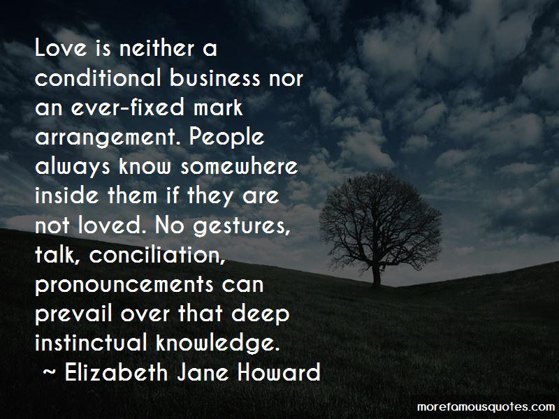 Elizabeth Jane Howard Quotes Pictures 4