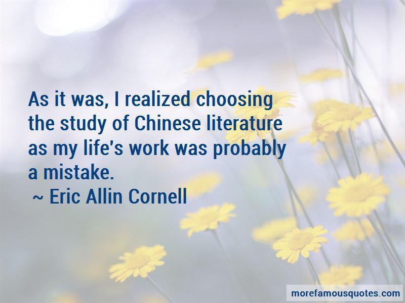 Eric Allin Cornell Quotes Pictures 2