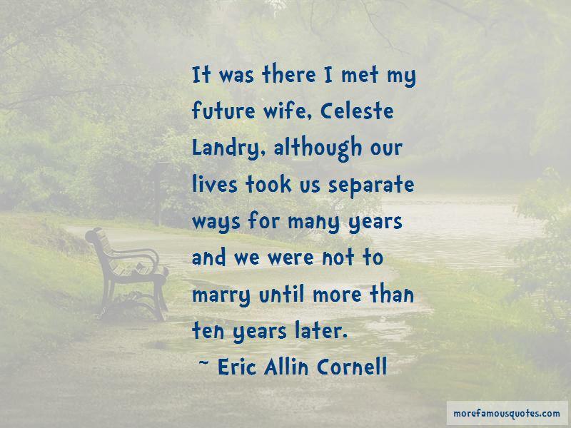 Eric Allin Cornell Quotes Pictures 4