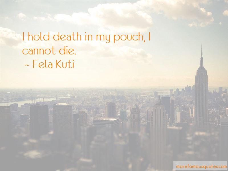 Fela Kuti Quotes Pictures 2
