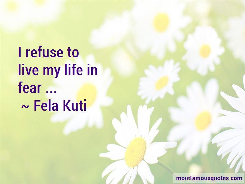 Fela Kuti Quotes Pictures 3
