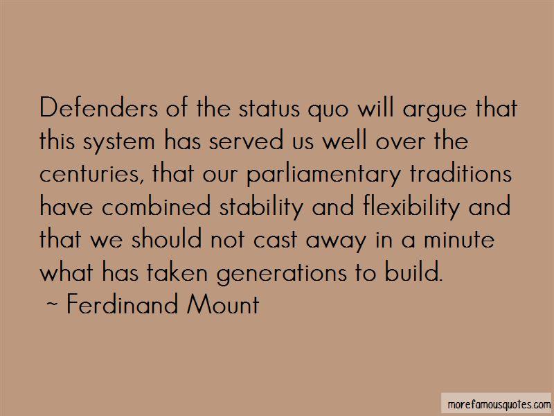 Ferdinand Mount Quotes Pictures 3