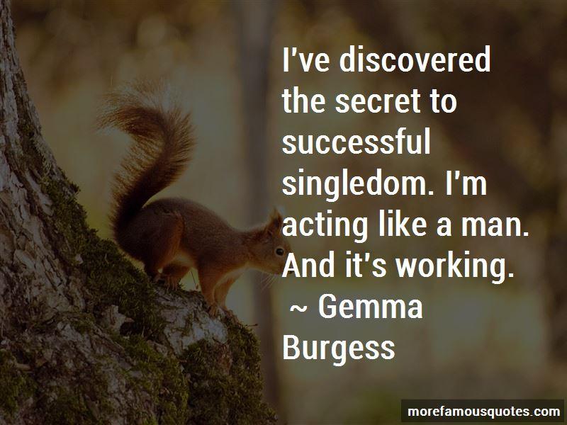 Gemma Burgess Quotes Pictures 2