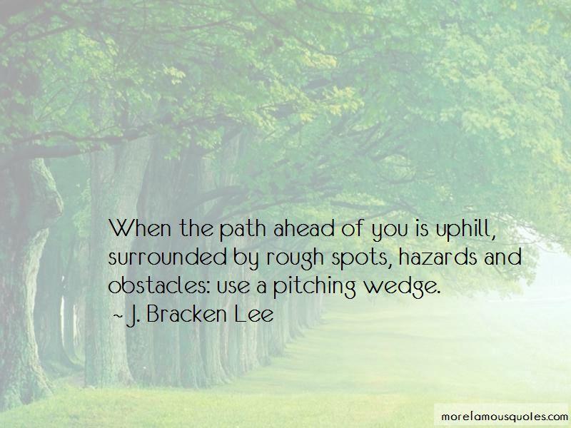 J. Bracken Lee Quotes