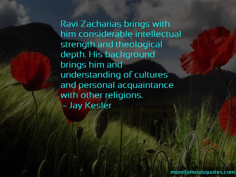 Jay Kesler Quotes