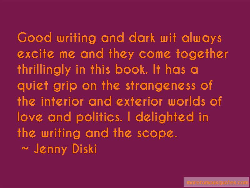 Jenny Diski Quotes