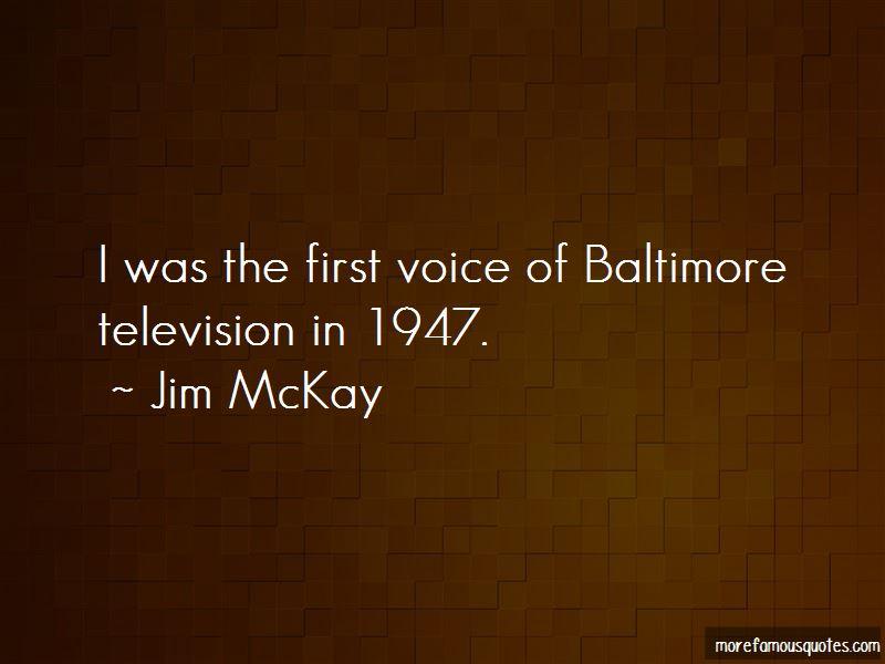 Jim McKay Quotes Pictures 2
