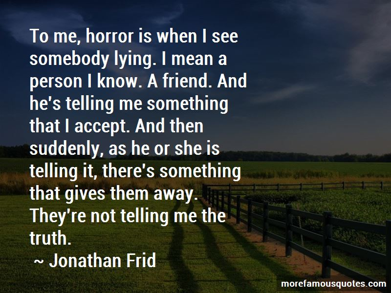 Jonathan Frid Quotes Pictures 2