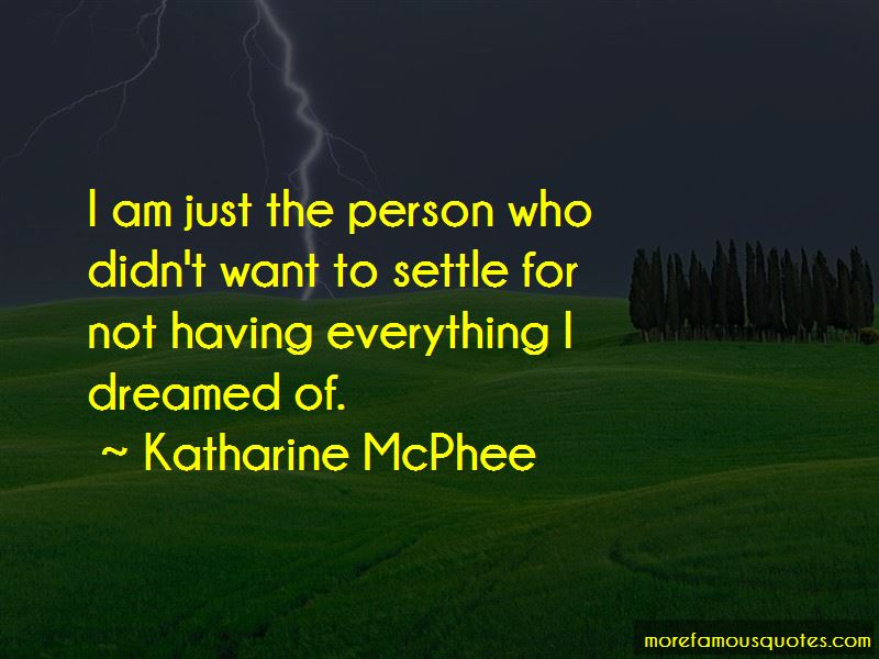 Katharine McPhee Quotes Pictures 2