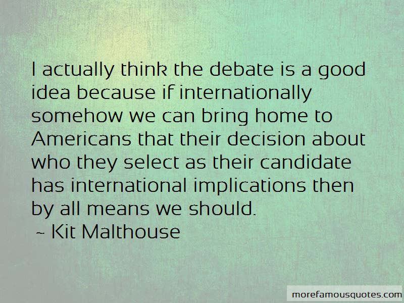 Kit Malthouse Quotes Pictures 2