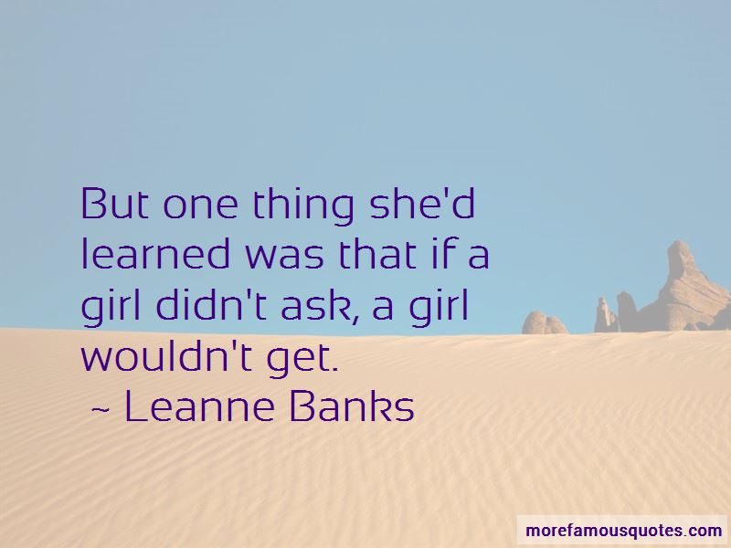 Leanne Banks Quotes Pictures 3
