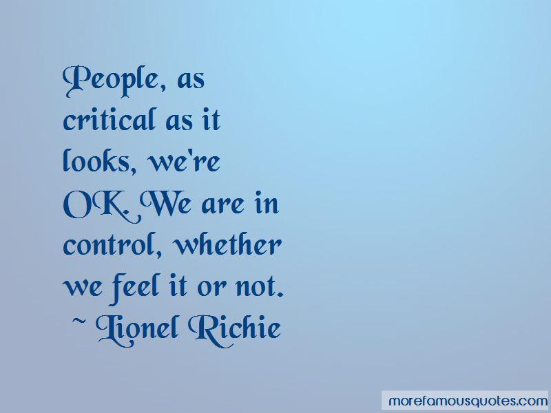 Lionel Richie Quotes Pictures 2