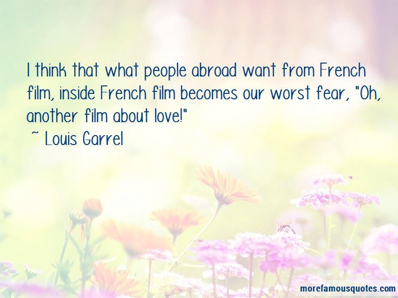 Louis Garrel Quotes Pictures 2