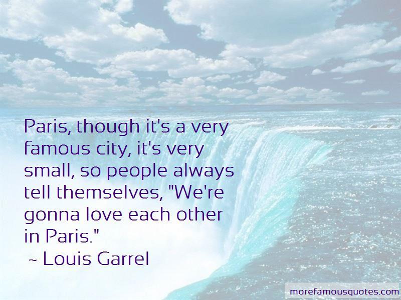 Louis Garrel Quotes Pictures 3