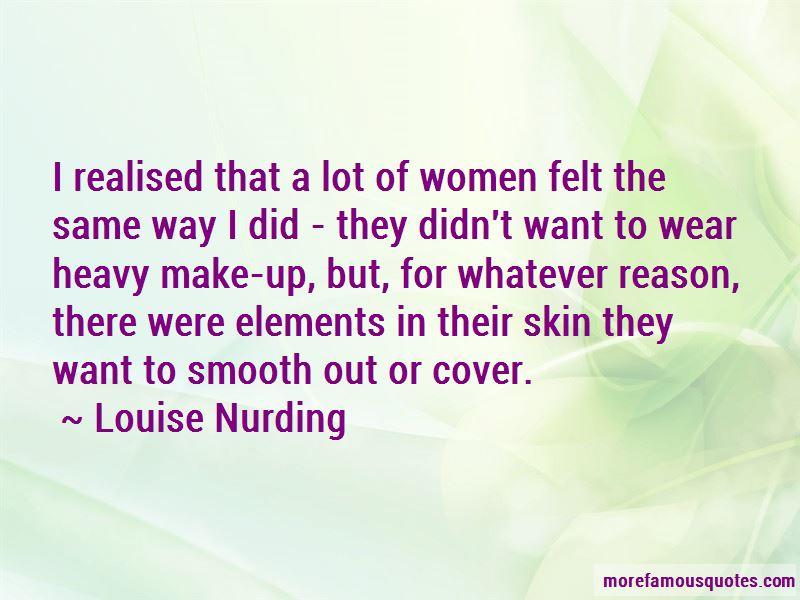 Louise Nurding Quotes Pictures 2