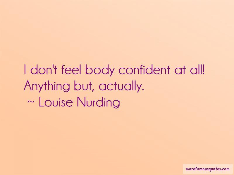 Louise Nurding Quotes Pictures 4