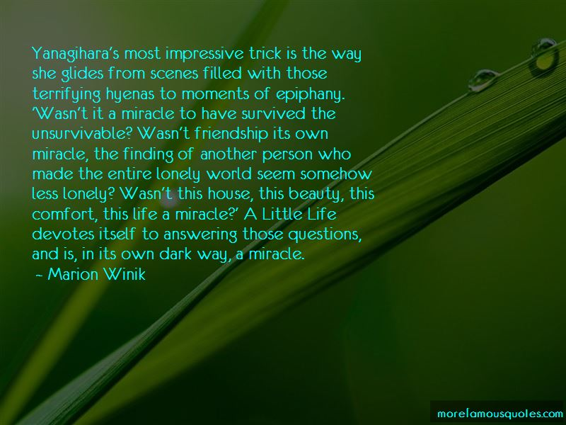 Marion Winik Quotes Pictures 2