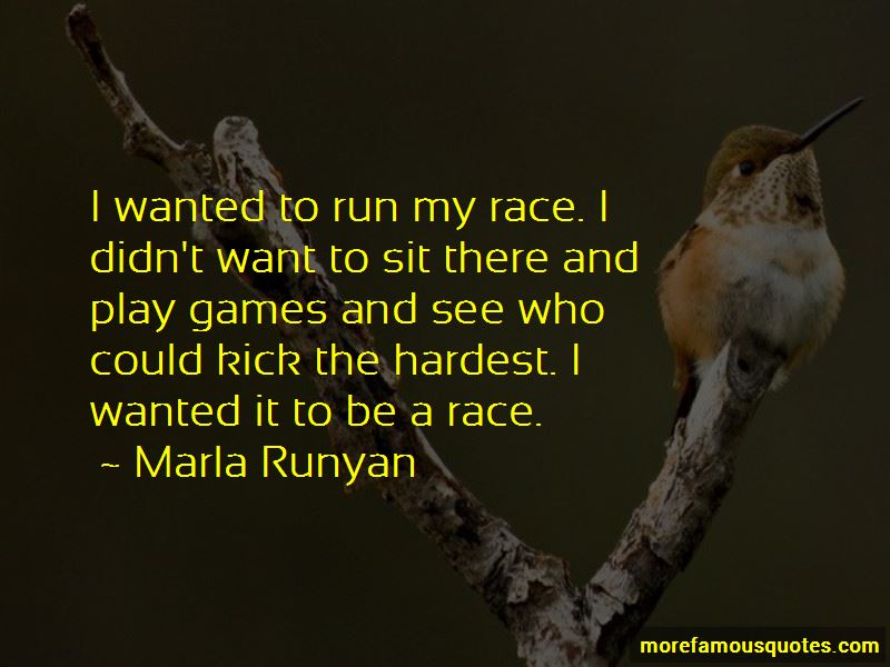 Marla Runyan Quotes Pictures 3