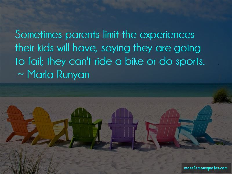 Marla Runyan Quotes