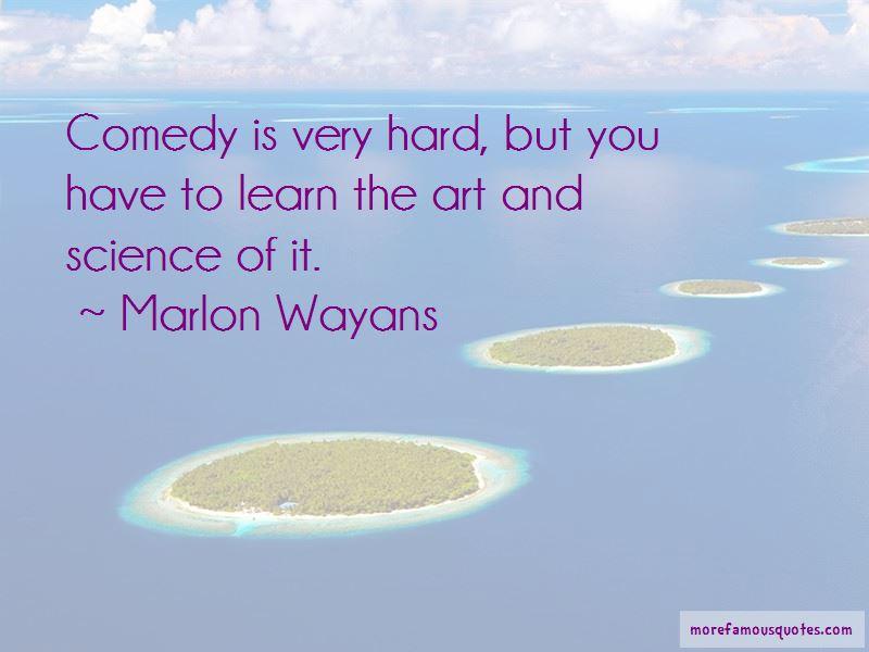 Marlon Wayans Quotes Pictures 4