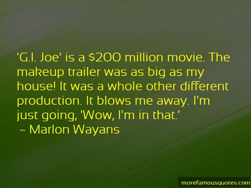 Marlon Wayans Quotes