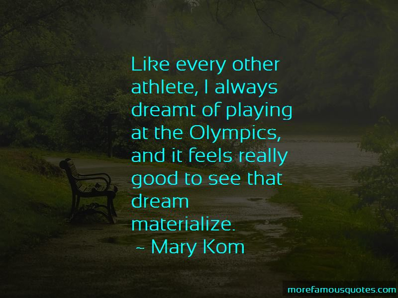 Mary Kom Quotes Pictures 2
