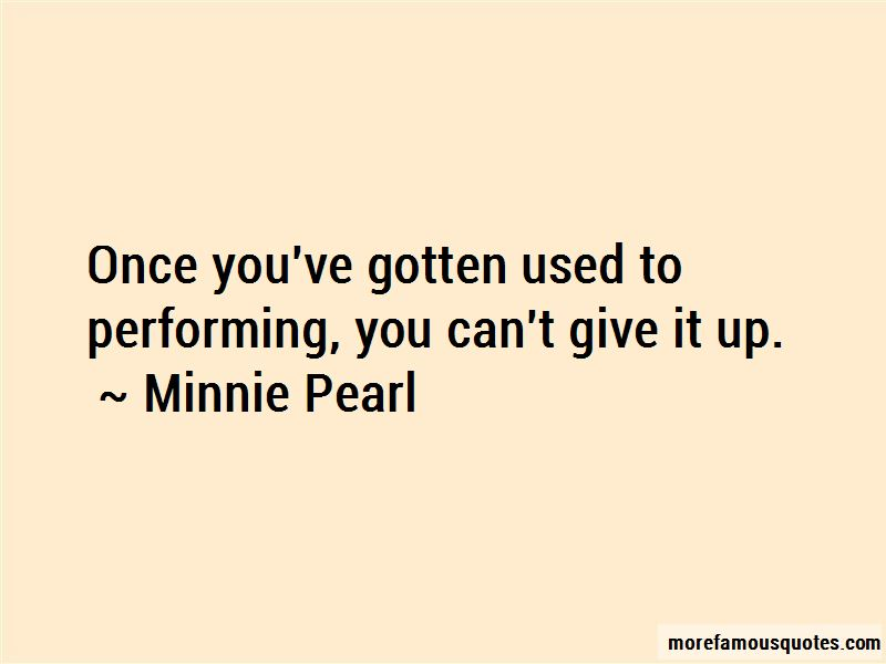 Minnie Pearl Quotes Pictures 2
