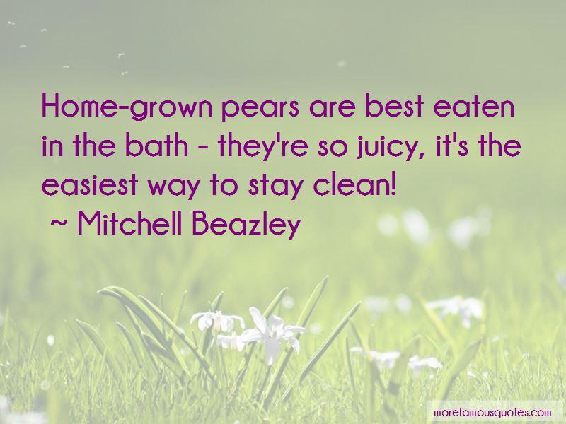 Mitchell Beazley Quotes