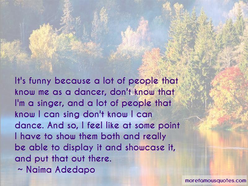 Naima Adedapo Quotes Pictures 3