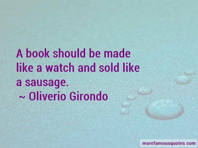 Oliverio Girondo Quotes