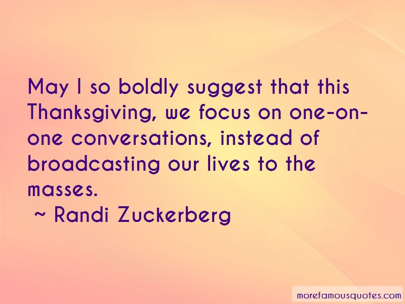 Randi Zuckerberg Quotes Pictures 3