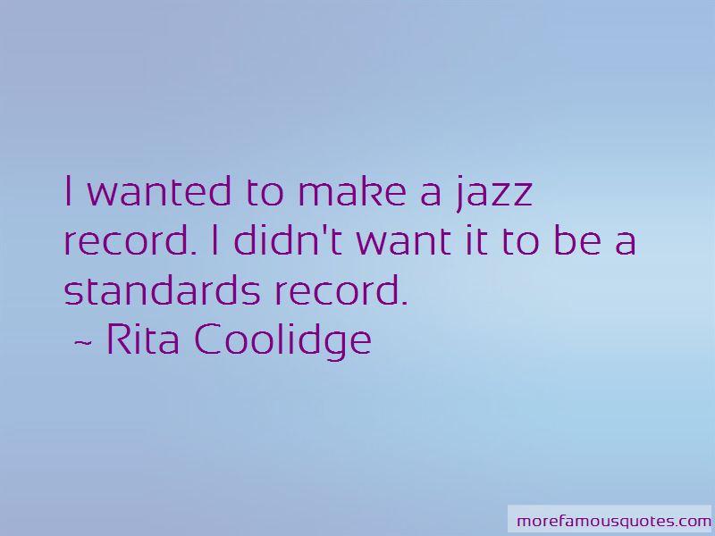 Rita Coolidge Quotes Pictures 4