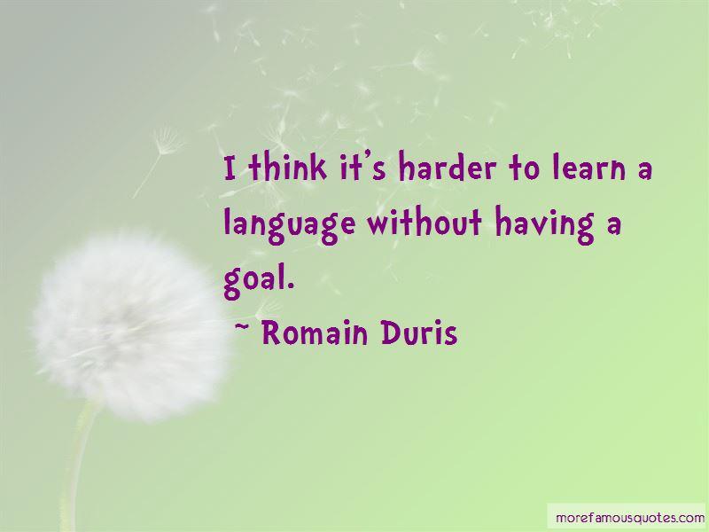 Romain Duris Quotes Pictures 4