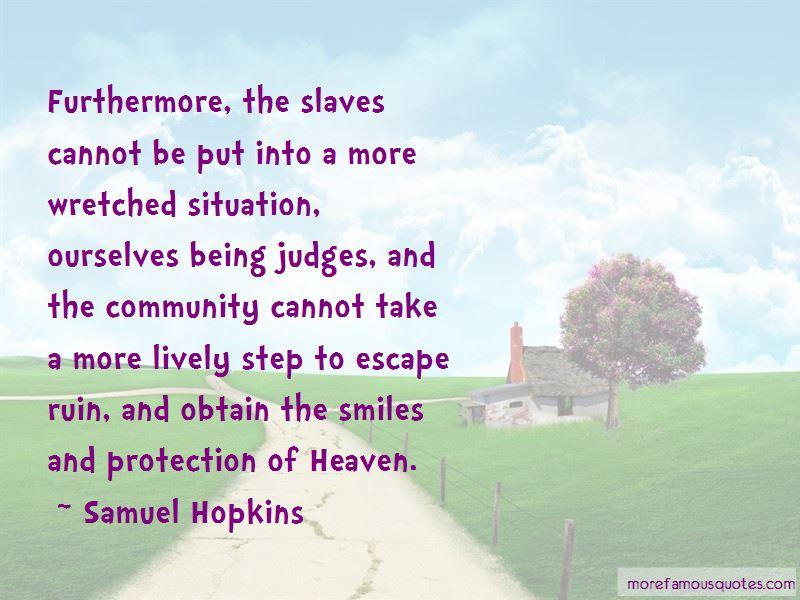 Samuel Hopkins Quotes Pictures 2