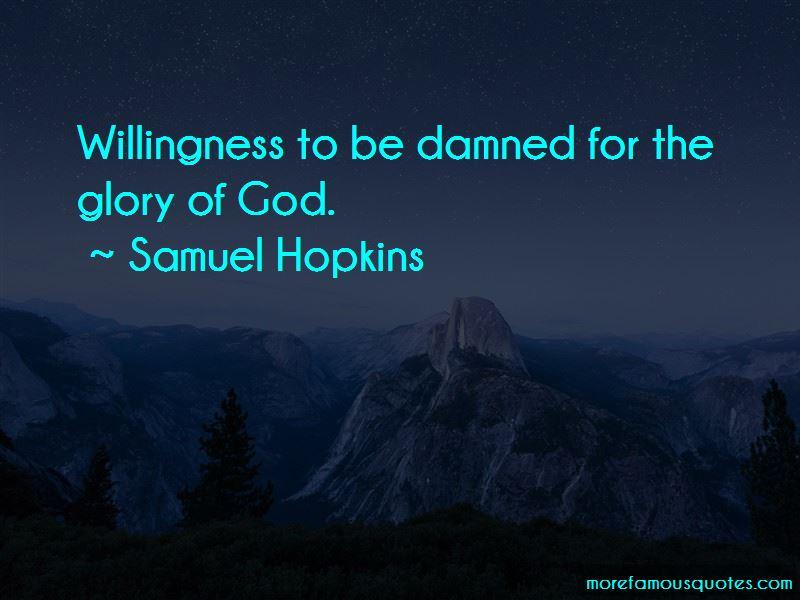 Samuel Hopkins Quotes Pictures 3