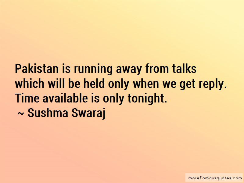 Sushma Swaraj Quotes Pictures 2