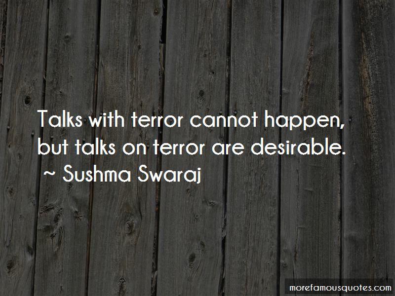 Sushma Swaraj Quotes Pictures 4