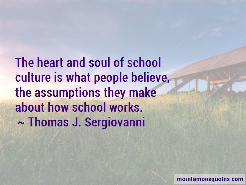 Thomas J. Sergiovanni Quotes Pictures 3