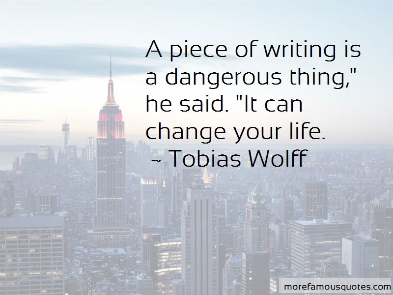 Tobias Wolff Quotes Pictures 2