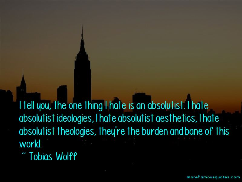 Tobias Wolff Quotes Pictures 4