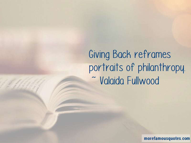 Valaida Fullwood Quotes Pictures 2