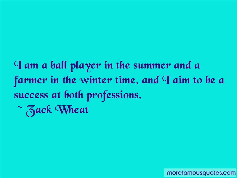 Zack Wheat Quotes Pictures 2