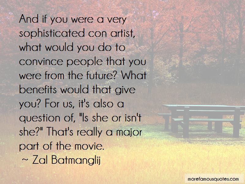 Zal Batmanglij Quotes Pictures 2