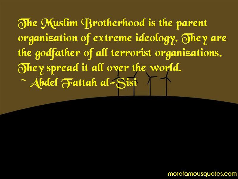Abdel Fattah Al-Sisi Quotes