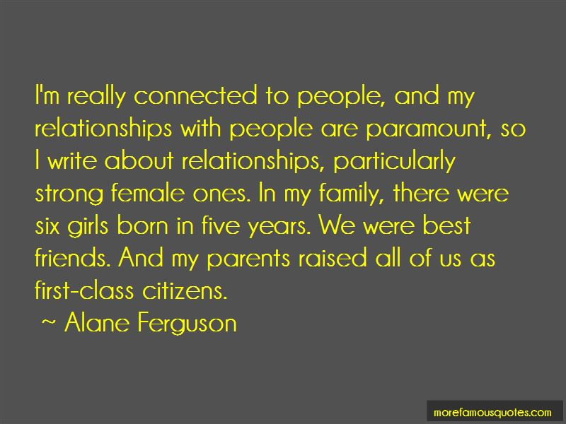 Alane Ferguson Quotes Pictures 2