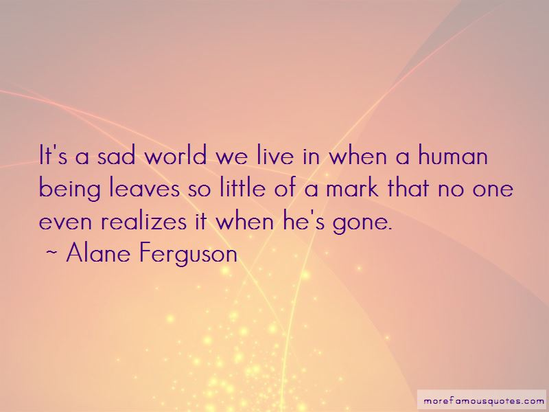 Alane Ferguson Quotes Pictures 3