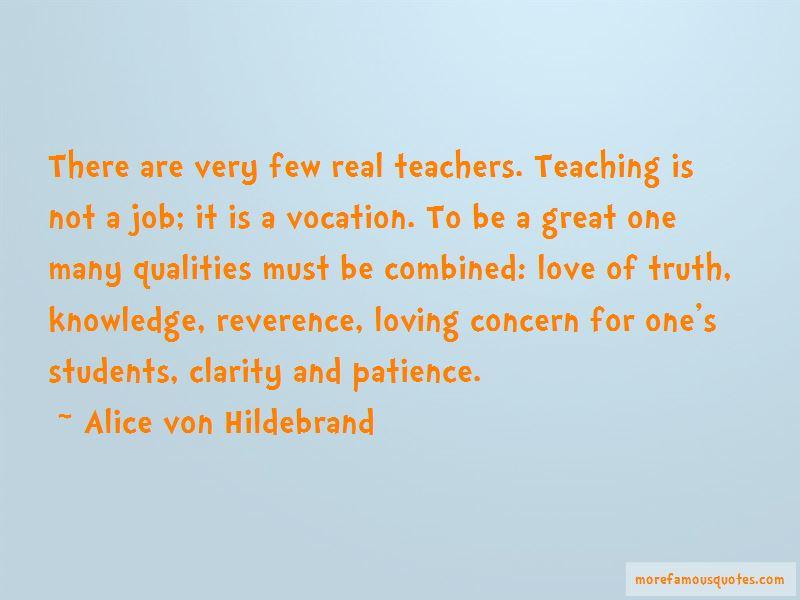 Alice Von Hildebrand Quotes Pictures 4